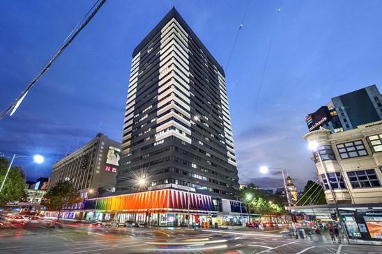 250 Elizabeth Street, Melbourne