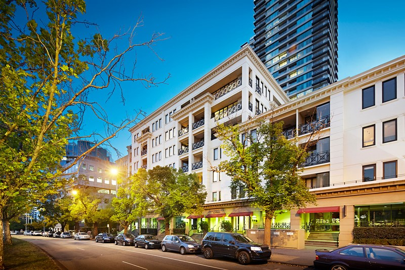 Picture of 308/360 St Kilda Road, Melbourne 3004