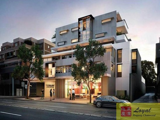 544 Pacific Highway, Chatswood