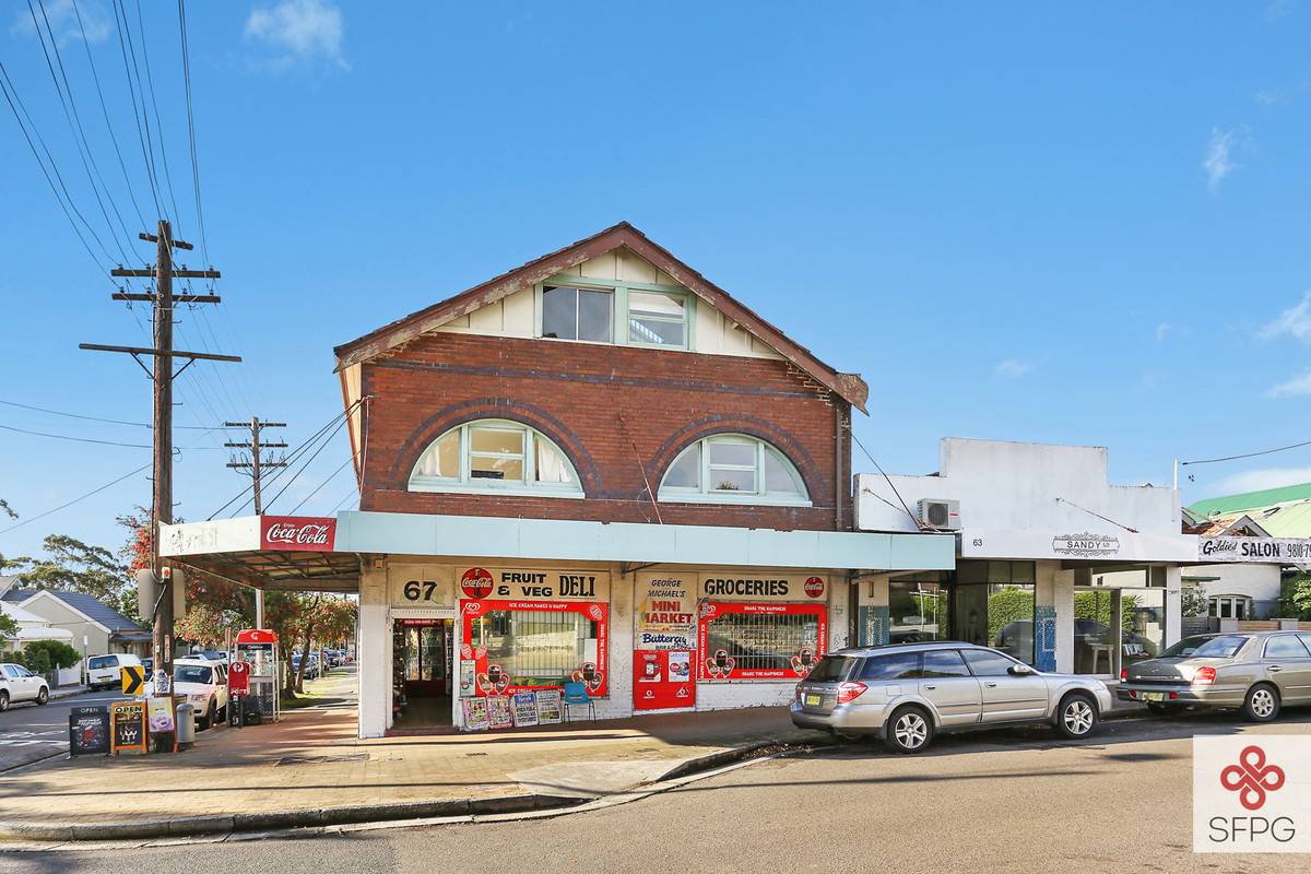 5/65-67 Perry Street, Lilyfield NSW 2040, Image 0