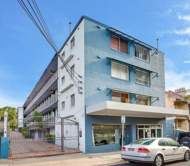 Timber Run Apartments: 34/104 Alice Street, Newtown NSW 2042