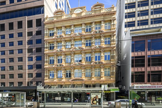 292 Flinders Street, Melbourne
