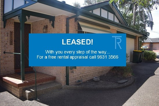 Leased! Open Home Cancelled