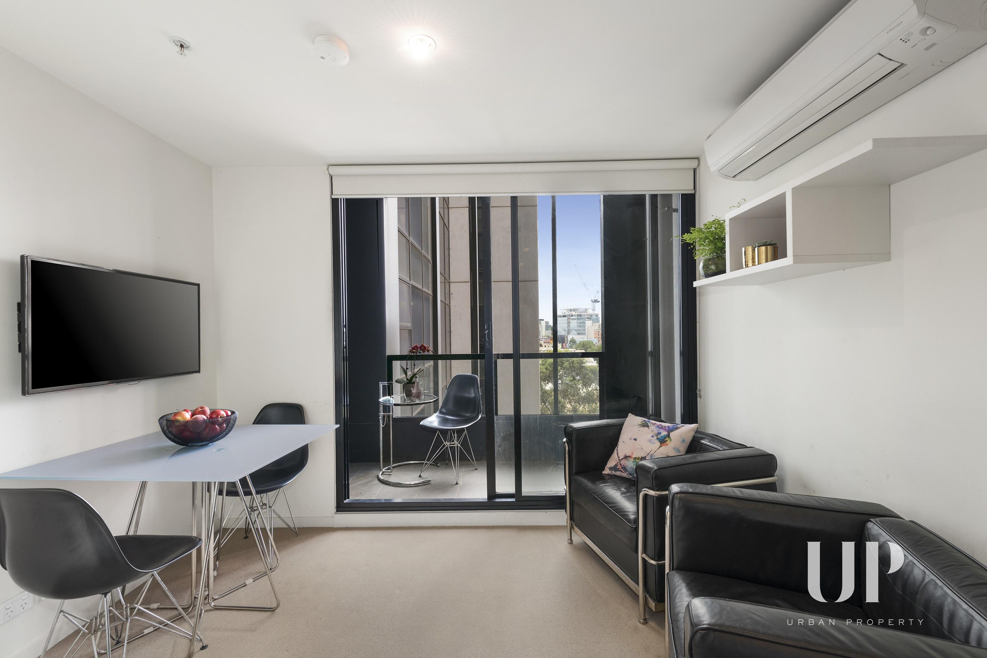 243 Franklin Street Studio One Bedroom Melbourne Vic 3000 Apartment For Rent 320 410 Domain