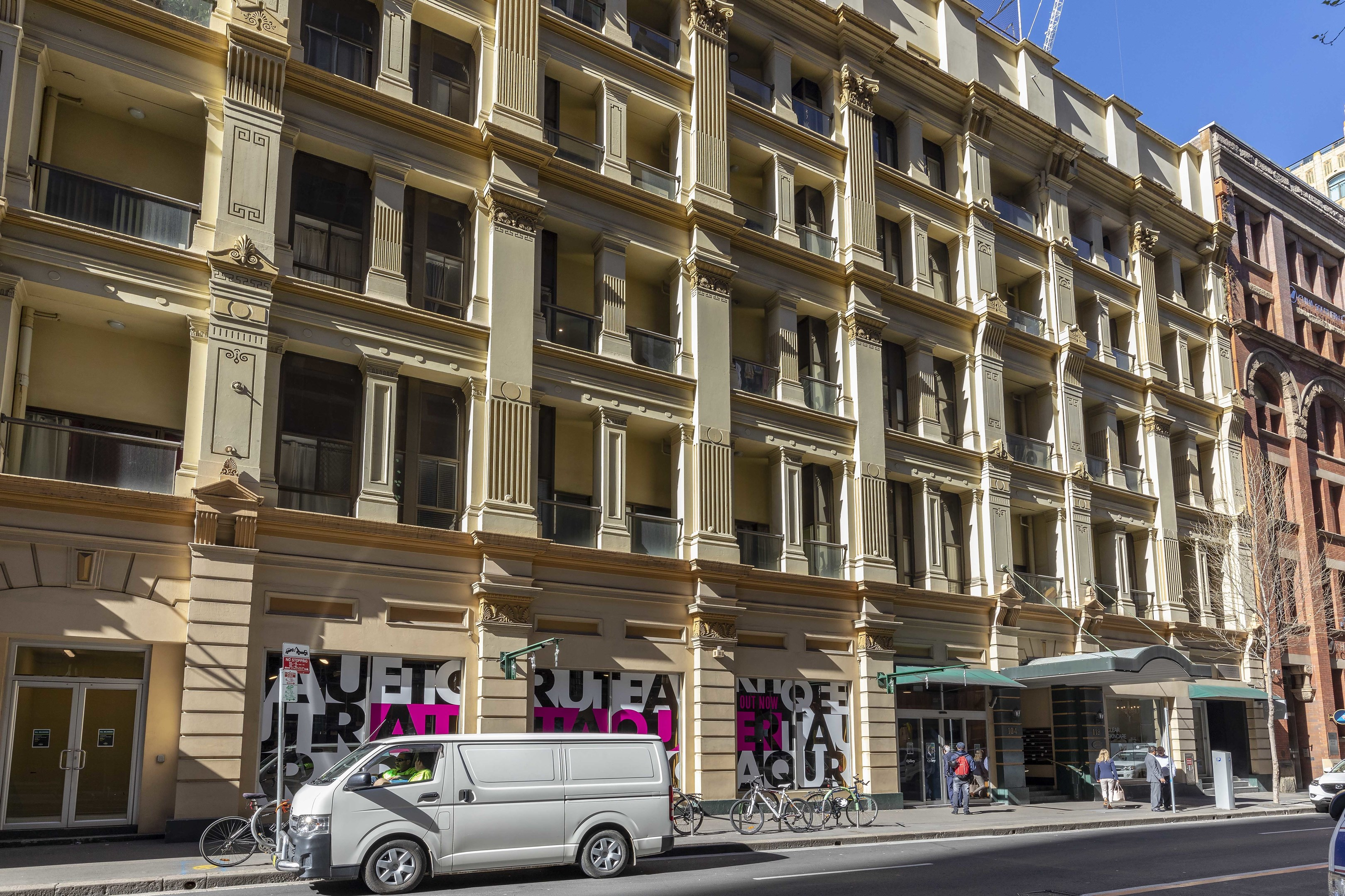 Unit 26/104-118 Clarence St, Sydney NSW 2000 - Apartment ...