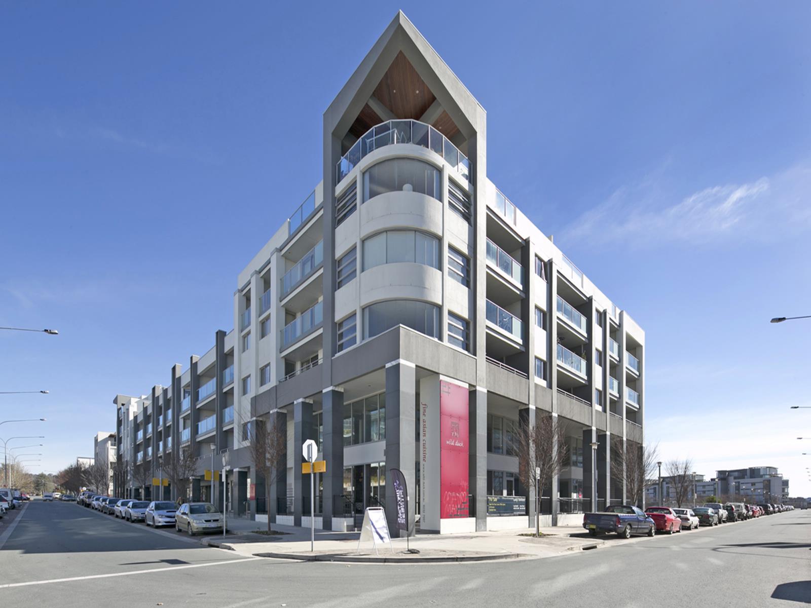 12/71 Giles Street, Kingston ACT 2604 - Apartment For Rent ...