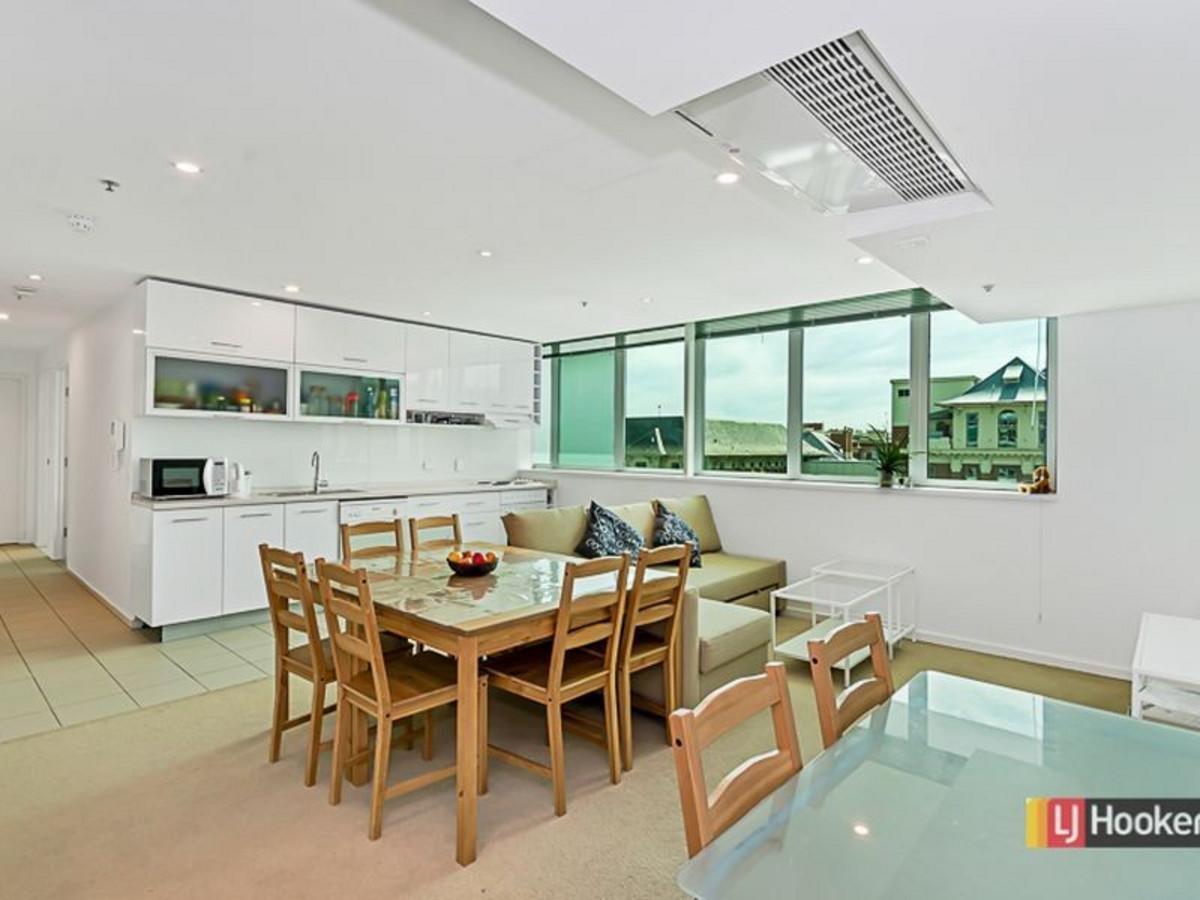 411/281 - 286 North Terrace, Adelaide SA 5000 - Apartment ...
