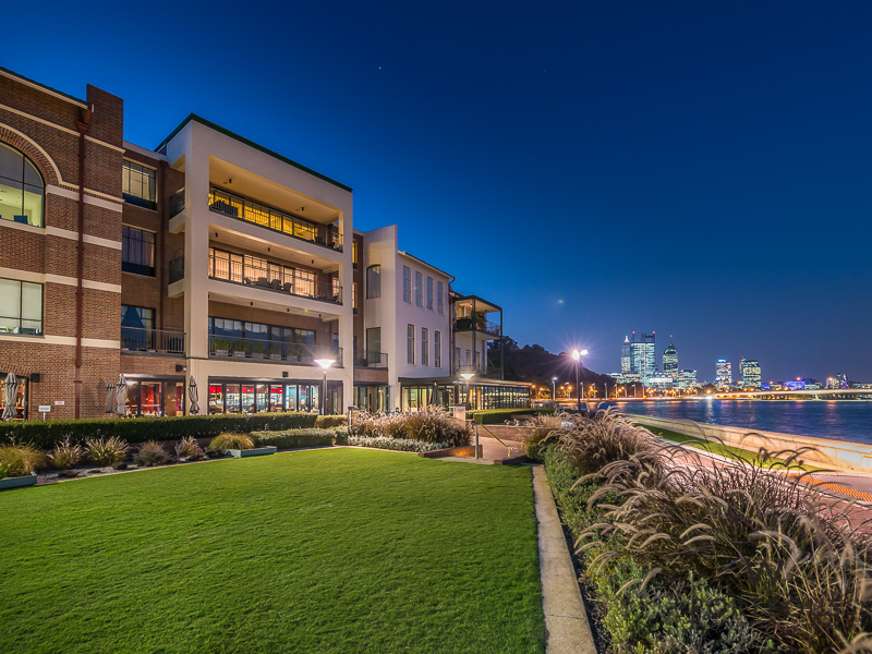 102/173 Mounts Bay Road, Perth WA 6000 - Apartment For ...