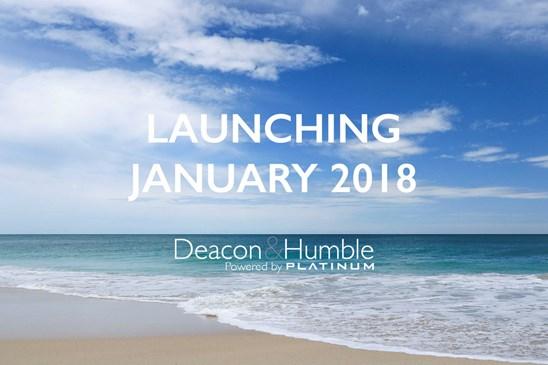 Launching January 2018