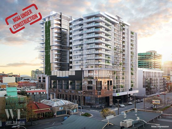 West Franklin North Tower Penthouse Luxury with 2 carparks. From $1,448,000.