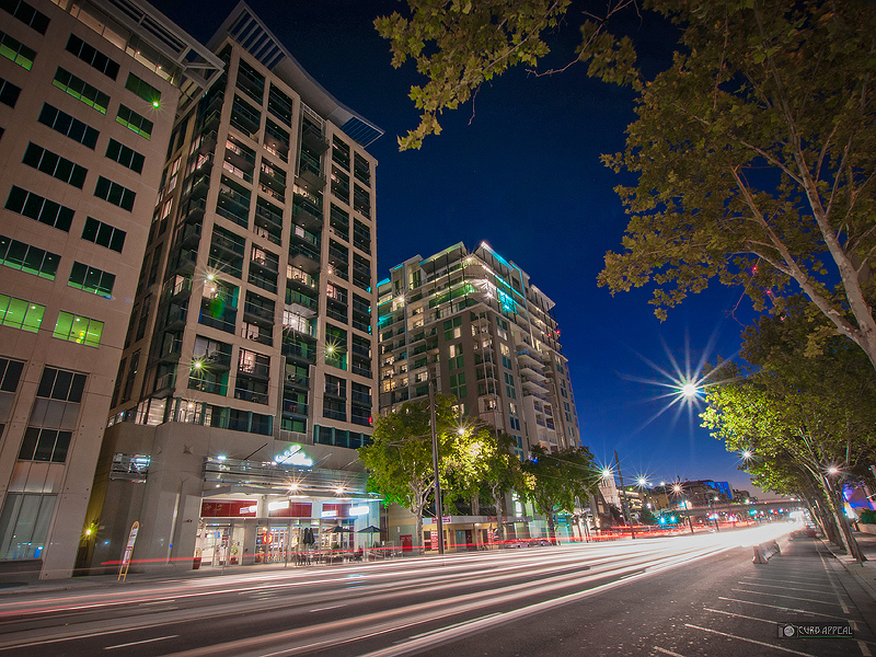 1108/102- 105 North Terrace, Adelaide SA 5000 - Apartment ...