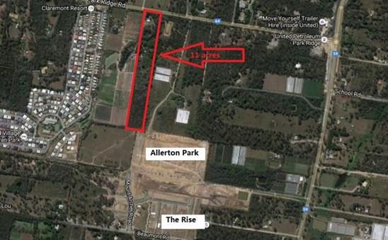 Park Ridge Rd - Above $2.20 million