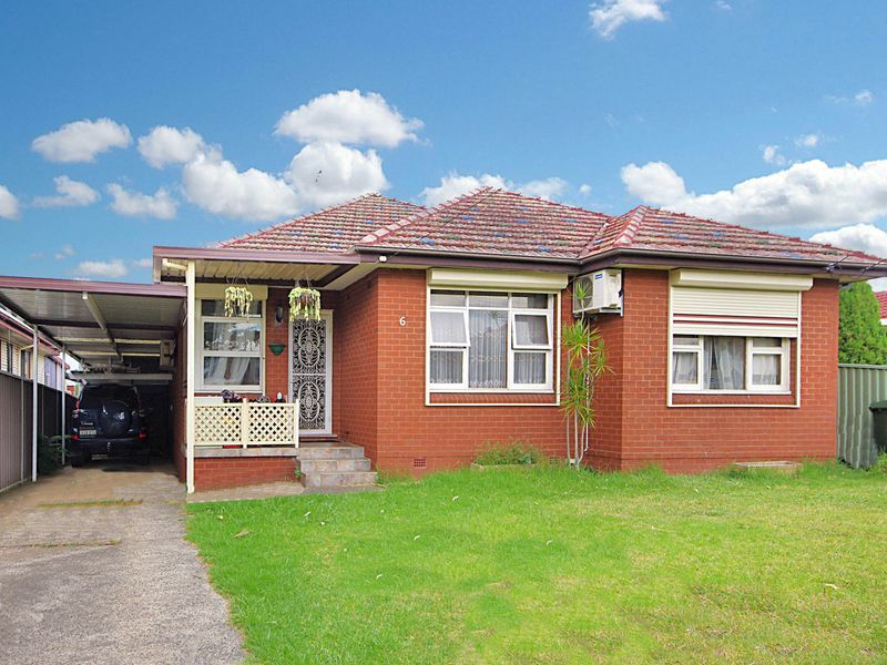 6 Sunset Avenue Bankstown Nsw 2200 House For Sale