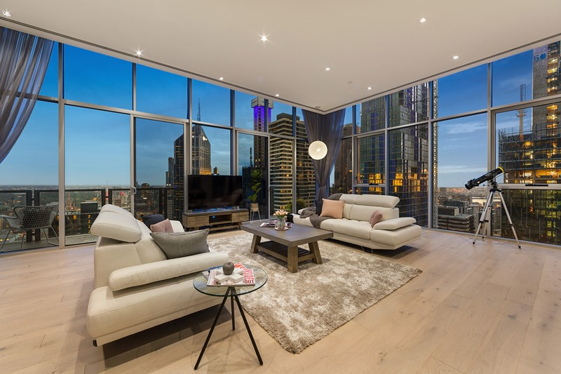 Picture of 3601/8 Franklin Street, Melbourne