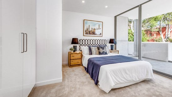 2 BR APARTMENT WITH CAR SPACE AND STORAGE $1,675,000