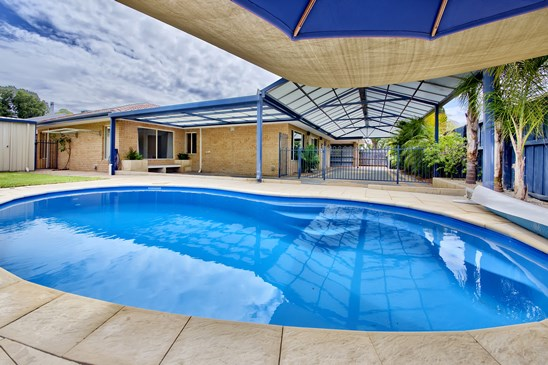 Pool and Lovely $509,000+