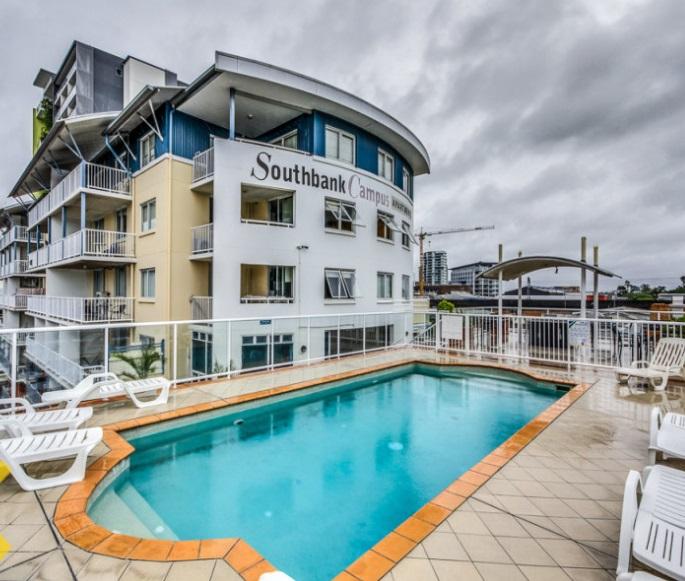 Seneca Bay Apartments: 312/7 Hope St, South Brisbane QLD 4101