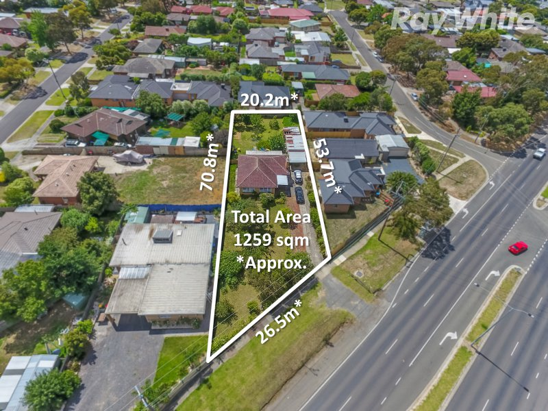 1781 Ferntree Gully Road, Ferntree Gully