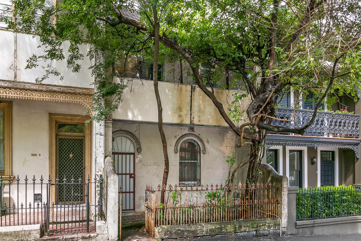 185 Pitt Street, Redfern