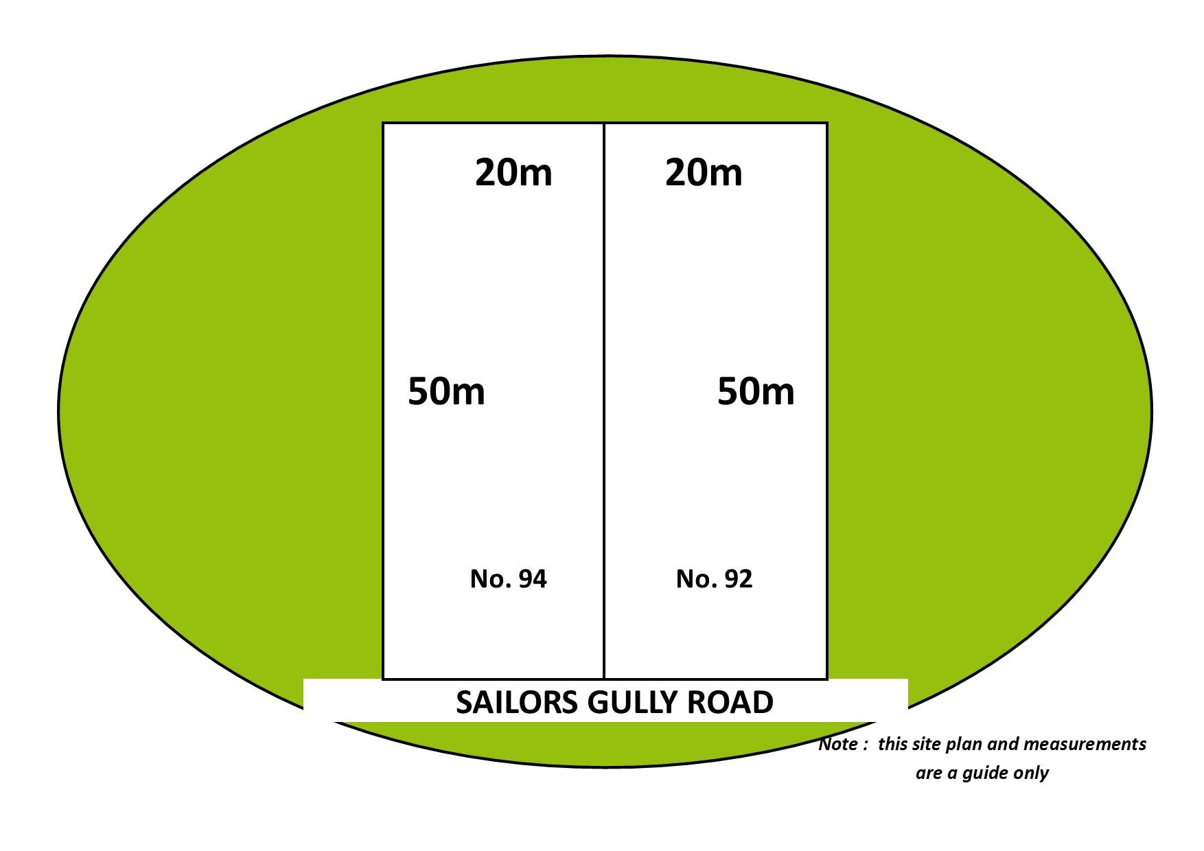 92-94 Sailors Gully Road, Eaglehawk