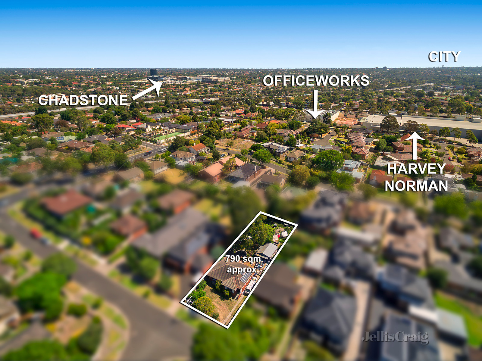 Property Report for 63 Margot Street, Chadstone VIC 3148