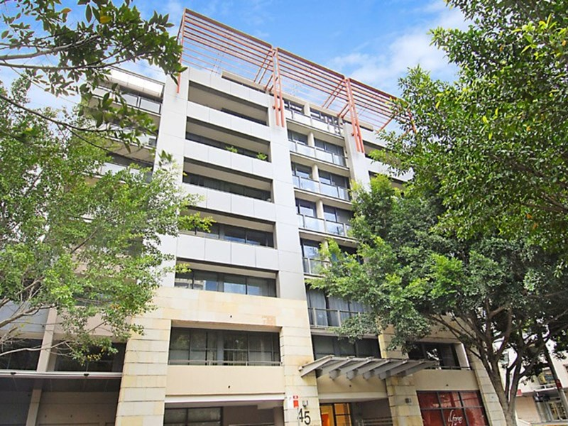 Picture of 3.15/45 Shelley Street, Sydney