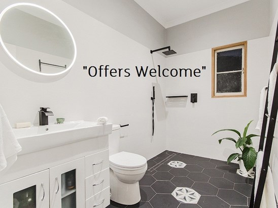 """""""Offers Welcome"""""""