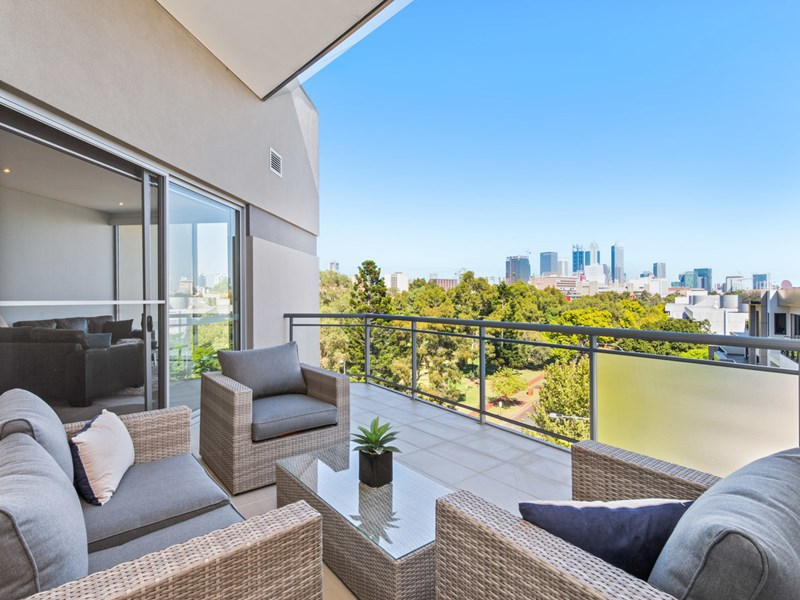 Picture of 27/70 Wittenoom Street, East Perth