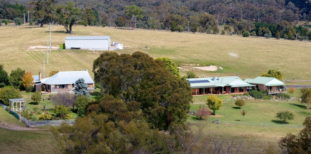 1734 O'Connell Road, O'connell