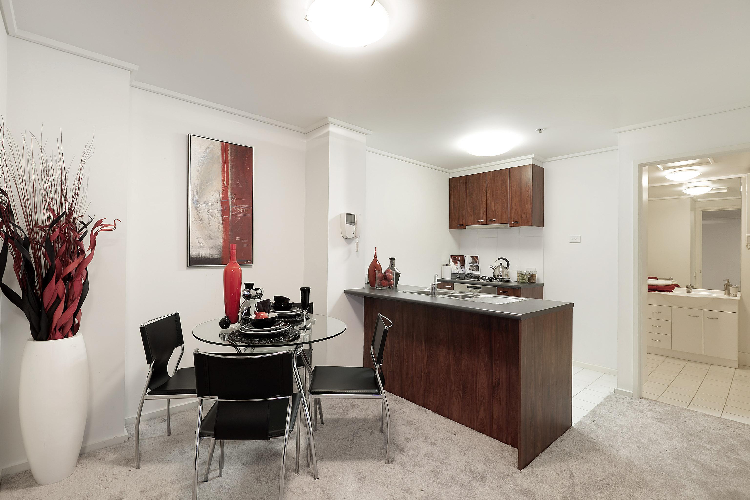 711/668 Bourke Street, Melbourne
