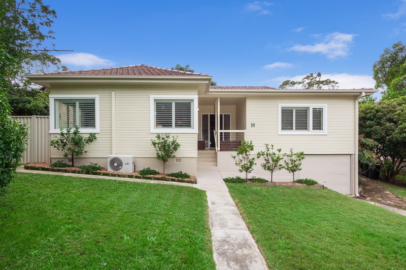 18 Boundary Road, North Epping