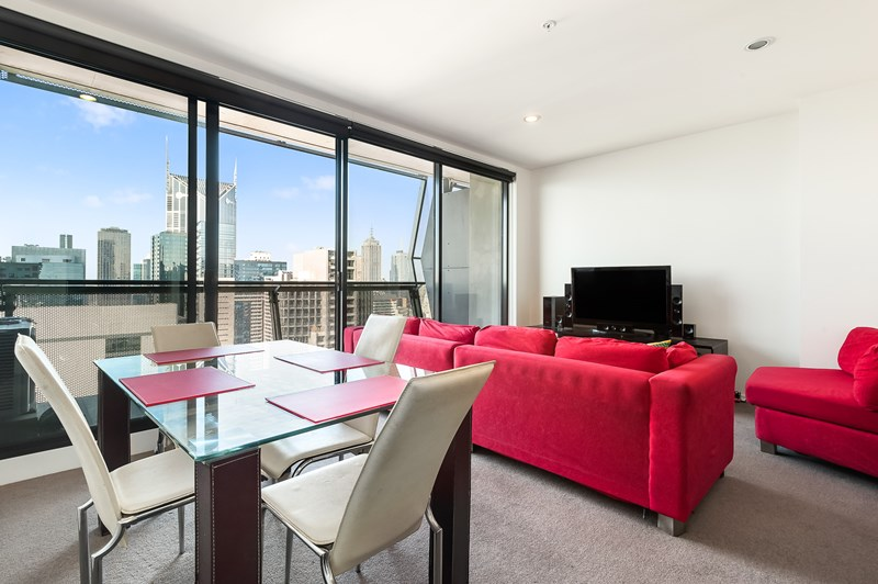 Picture of 2904/350 William Street, Melbourne