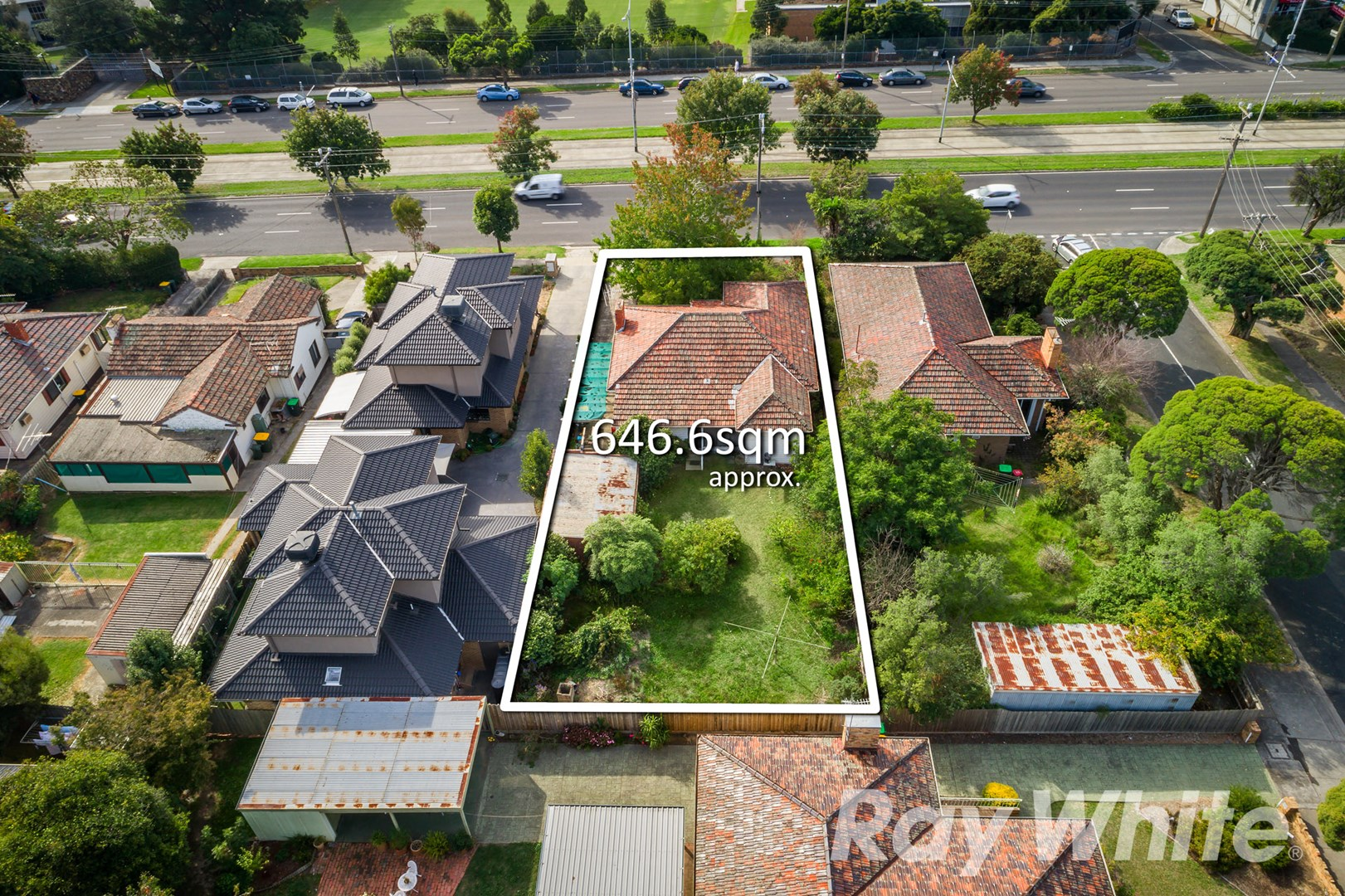 250 Burwood Highway, Burwood