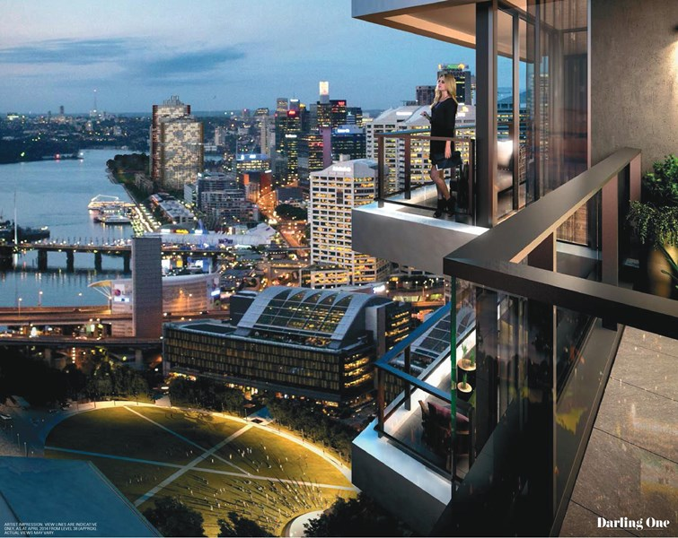 Picture of 31C Darling One, Darling Harbour, Sydney