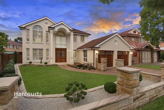 22 Bowness Court, Kellyville