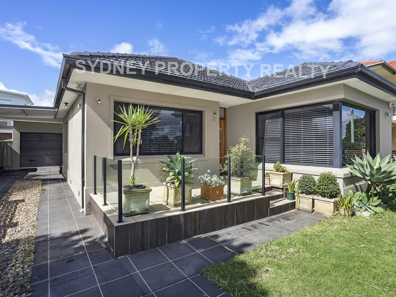 27 Occupation Rd, Kyeemagh