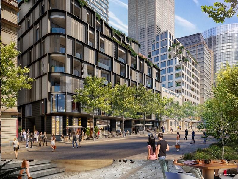 Picture of Loftus Street, Sydney