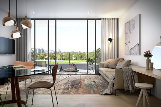 2 Bedroom with Parking from $1,096,000