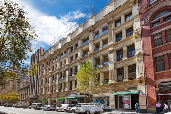 104-118 Clarence Street, Sydney