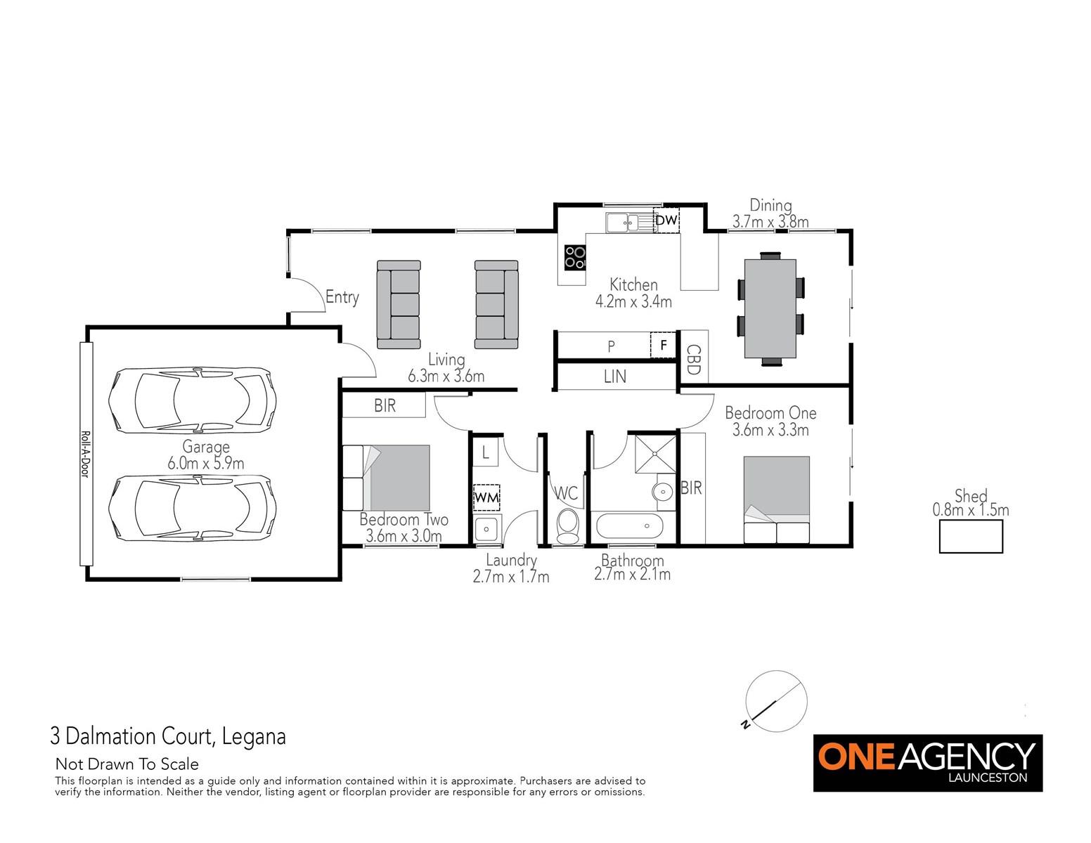 Property Report for 1/3-7 Dalmatian Court, Legana TAS 7277