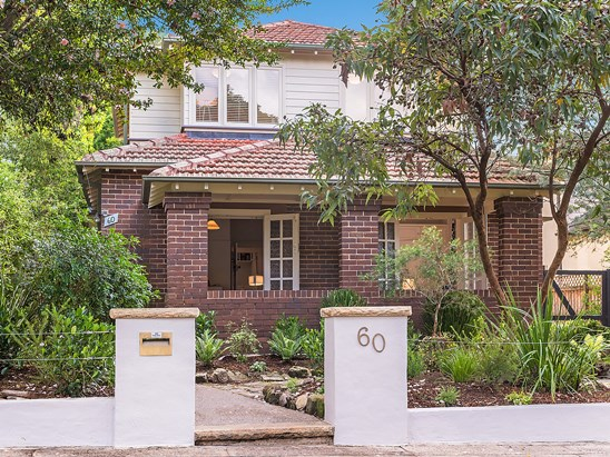 60 Warrane Road, Willoughby