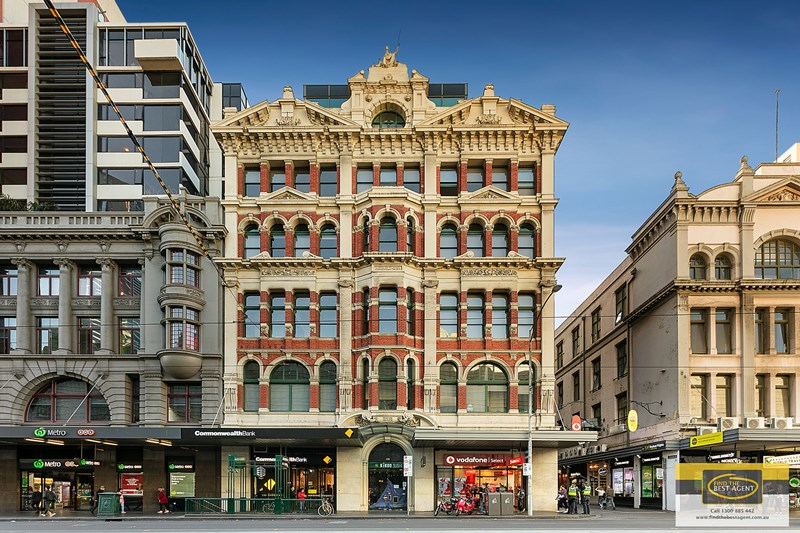 Picture of 409/9 Degraves Street, Melbourne
