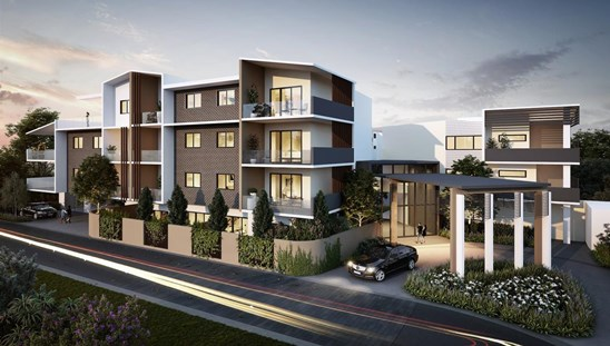 Apartments Starting From $315,000
