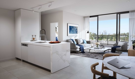 $565,000 Massive 2 bedroom apartment