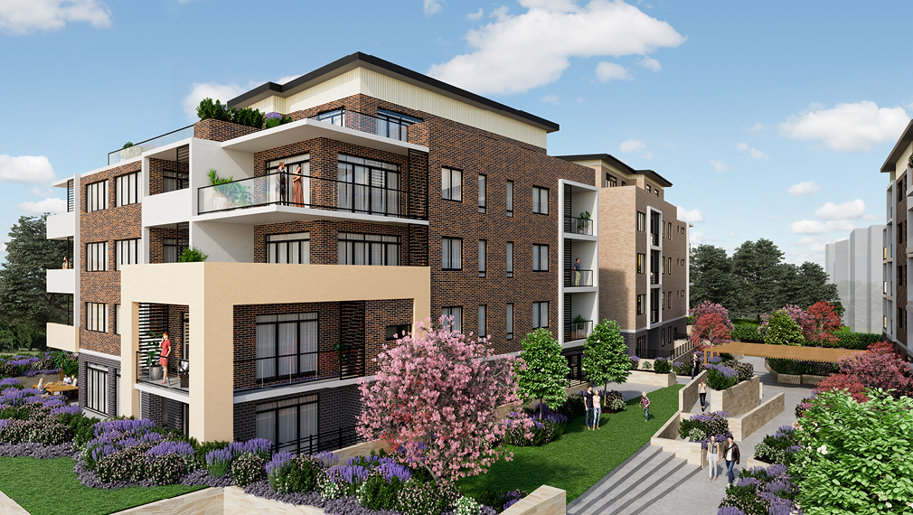3 Bedroom 83 Balmoral Road Kellyville Nsw 2155 Off The Plan Apartment For Sale 2013695928
