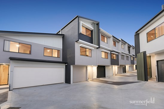 Extra Large Terrace homes from $485,000
