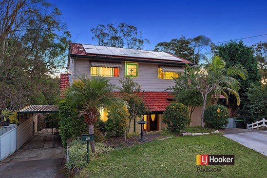 47 Fewtrell Avenue, Revesby Heights