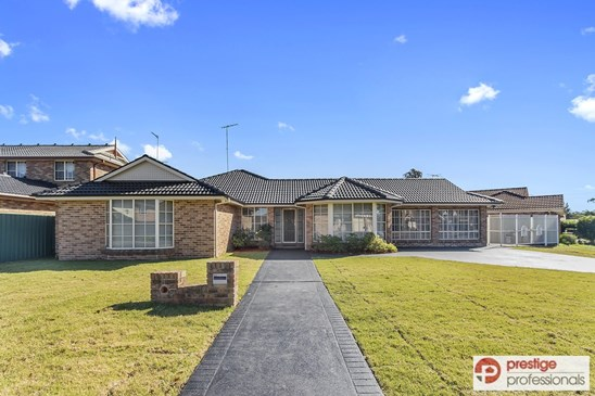 8 Pedder Court, Wattle Grove