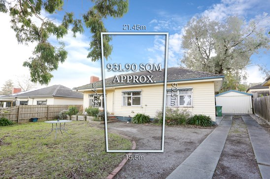 7 Sunbeam  Avenue, Ringwood East
