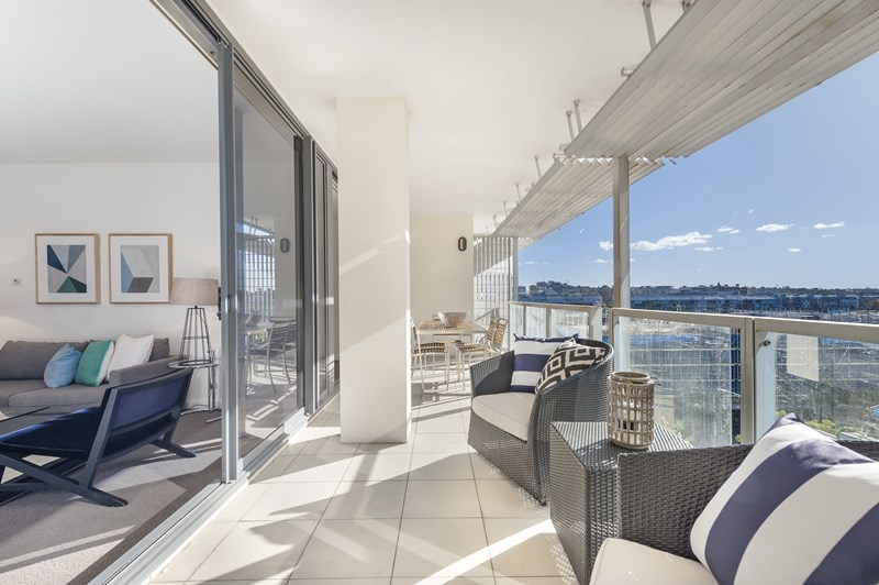 Picture of 706/45 Shelley Street, Sydney
